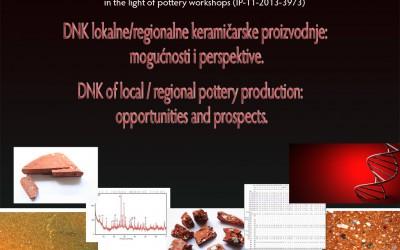 DNK lokalne/regionalne keramičarske proizvodnje: mogućnosti i perspektive